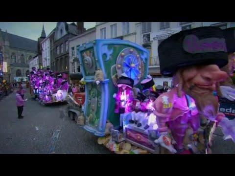 Belgien: Judenklischees beim Karneval von EU-Kommis ...