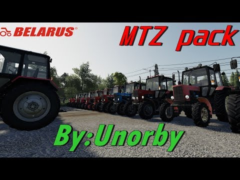 Belarus MTZ pack v2.0.0.0