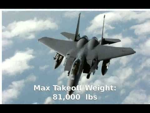 Boeing F-15E Strike Eagle  Military...