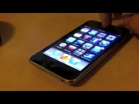 ipod Touch 3 - This is my review of the iPod Touch 3rd Gen 8GB model. Watch my thoughts on this product, as it is pretty much a 2nd gen device... For reference, this is pro...