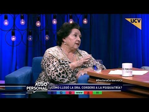 video Dra. María Luisa Cordero relata la trágica historia que la llevó a ser psiquiatra
