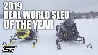 3. 2019 Real World Sled of the Year