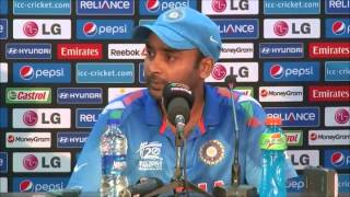 Amit Mishra Speaks Of Dhoni's Advise