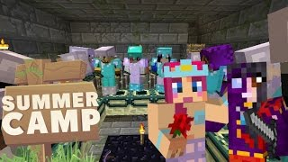 SUMMER CAMP! | With Kim & Amy! | Ep.16! TO THE END! | Amy Lee33
