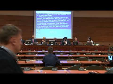 Strengthening Capacities in International Governance