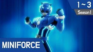 Video Miniforce Season 1 Ep 1~3 MP3, 3GP, MP4, WEBM, AVI, FLV Juli 2018