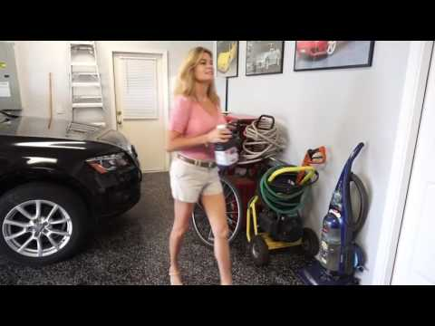 Maximize Your Garage Parking With The Park Daddy