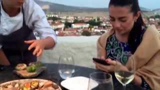 Alacati Turkey  city photo : Dinner at Alancha in Alaçati, Turkey