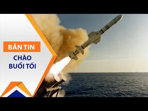 Tiết lộ bí mật quân sự Mỹ: Tên lửa Tomahawk | VTC - Thời lượng: 119 giây.