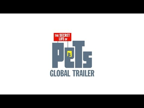 The Secret Life of Pets (2016) Trailer 1 (HD) Universal Pictures