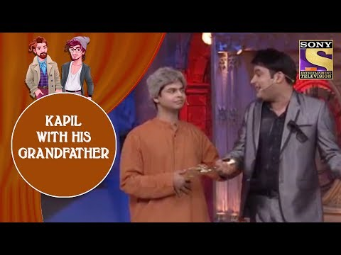 Kapil Troubles His Grandfather Siddharth - Jodi Kamaal Ki