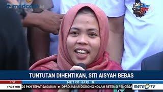 Video Siti Aisyah Ucapkan Terima Kasih kepada Jokowi MP3, 3GP, MP4, WEBM, AVI, FLV Maret 2019