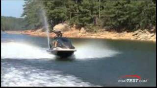 7. Yamaha FX SHO Cruiser (2009-) - By BoatTest.com