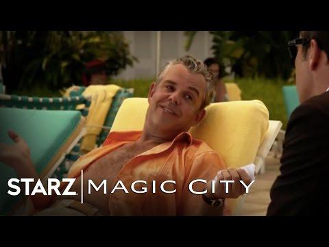 Трейлер сериала Город Мечты