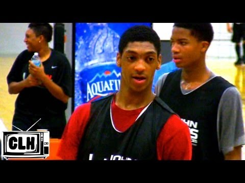 Justin Jackson is Canada's next star - 6'7 freshman with vision - Class of 2016 Basketball