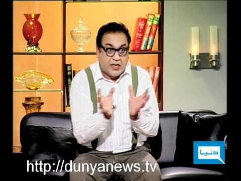 Dunya TV-HASB-E-HAAL- 16-09-2011