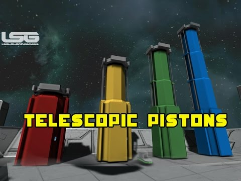 blast - Pistons have been added in Space Engineers - they can be used to build advanced machinery. Also, faction founders and leaders can now enable auto-approval for new members. Players will now...