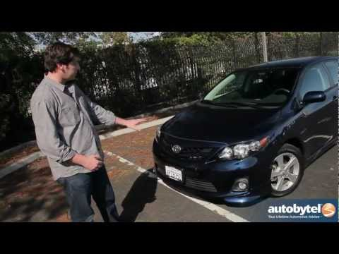 2012 Toyota Corolla: Video Road Test and Review