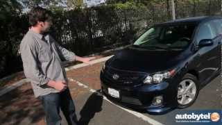 2012 Toyota Corolla Test Drive&Car Review
