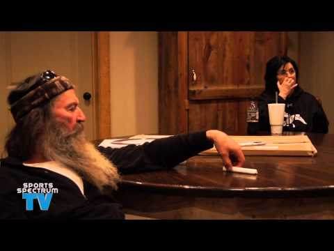 Miss Kay talks about Phil Robertson's dark times and how the family endured
