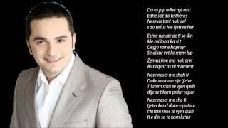 SOKOL GJAKOVA - Te Kam Lutur-(Tekst)