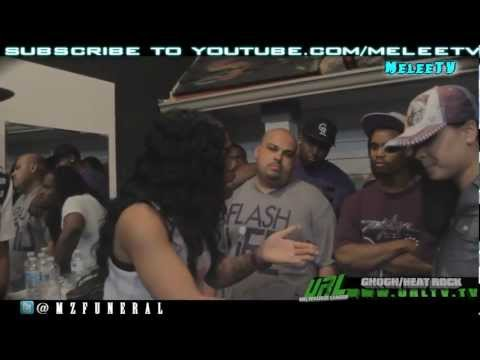 G.H.O.G.H Battle League Presents: Phara Funeral Vs Vixen The Assassin