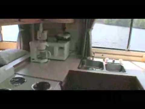 Kempton Cruiser Houseboat