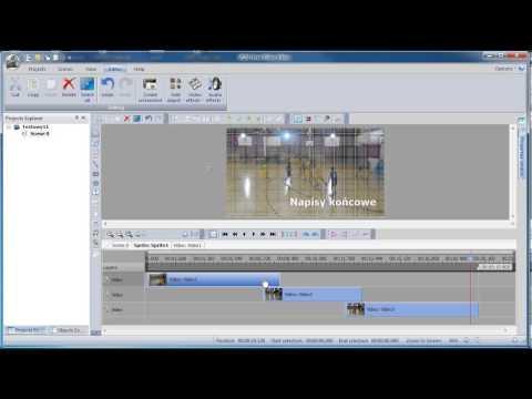 VSDC Free Video Editor cz. 3/3 podstawy – dzwięki, podkład muzyczny. Samouczek / Tutorial.