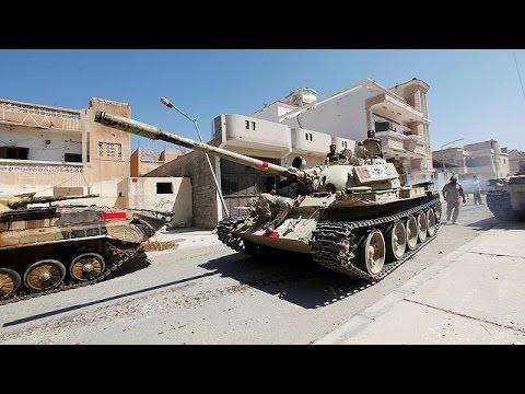 Λιβύη: Ένα βήμα πριν την πλήρη απελευθέρωση της πόλης