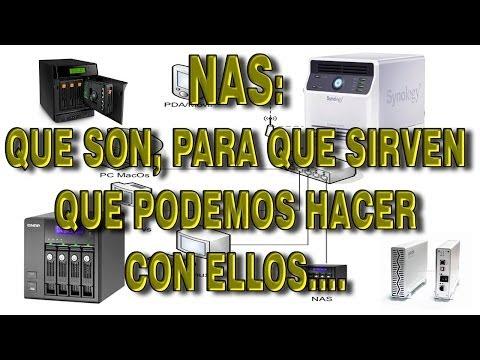 NAS: Que son, para qué sirven.Que podemos hacer con ellos, opciones. Review Qnap TS-410 1/2