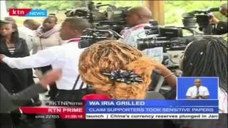 KTN Prime Full Bulletin February 8th, 2016