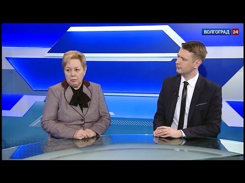 Реализация обезболивающей терапии в Волгоградской области. Галина Акимцева, Алексей Мызгин
