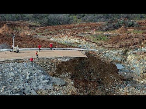 Όροβιλ: Επί ποδός οι αρχές καθώς αναμένονται νέες βροχοπτώσεις