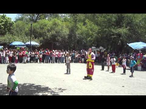 SHOW PAYASO CHUCUCHÚ - Bosque de Chapultepec - Ciudad de México 22 / Abril / 2012.