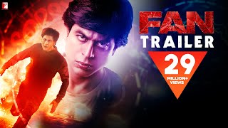 Nonton Fan | Official Trailer | Shah Rukh Khan Film Subtitle Indonesia Streaming Movie Download