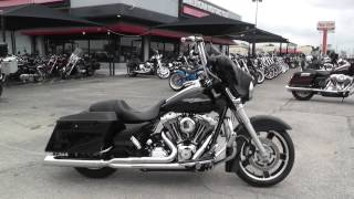 10. 694097 - 2013 Harley Davidson Street Glide   FLHX - Used motorcycles for sale