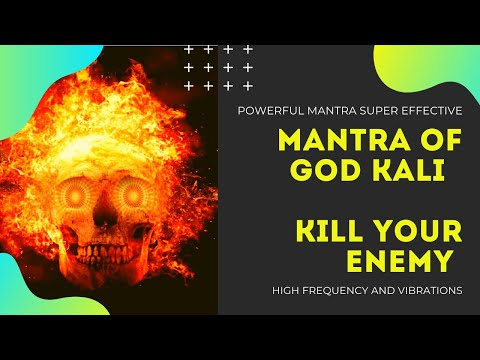 Video MARAN MANTRA TO KILL, PUNISH OR DESTROY YOUR ENEMIES (EXTREMELY POWERFUL) download in MP3, 3GP, MP4, WEBM, AVI, FLV January 2017