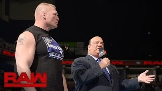 Nonton Brock Lesnar Returns As Fight With Goldberg Looms Ahead  Raw  Oct  24  2016 Film Subtitle Indonesia Streaming Movie Download