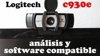 Demostración en vivo del funcionamiento en Windows 8 de la cámara web Logitech c930e y de los programas que podemos usar con ella para hacer nuestras grabaciones.Esta webcam graba hasta en 1080p, tiene un FOV de 90º, no necesita drivers específicos y funciona en PC y en Mac. Un lujo.