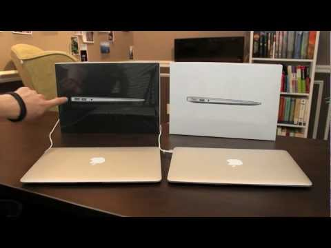 macbook air 2012 11 inch - First impressions and review for the NEW Mid-2012 Apple MacBook Air (11.6