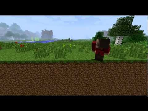 Minecraft Trolling: Fake Chunk Error (ItsJerryAndHarry)