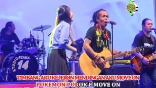 POKEMON - NELLA KHARISMA feat SODIQ MONATA
