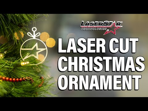 "<h3>Laser Cutting - Custom Christmas Ornaments</h3><span style=""font-size: 15px; white-space: pre-wrap; font-family: Roboto, Noto, sans-serif;"">In this Holiday Edition Laser Cutting video we demonstrate the FiberStar Compact Laser Cutting Workstations ability to laser cut customized decorative Christmas ornaments out of precious alloys.Merry Christmas and Happy Holidays from all of us here at LaserStar Technologies!Subscribe to our channel: http://www.youtube.com/user/LaserStarTV?sub_confirmation=1Visit our website at http://laserstar.netFollow us on Instagram for more @LaserStarTechnologiesCall 407-248-1142 or email Sales@LaserStar.net for pricing and more information.</span>"
