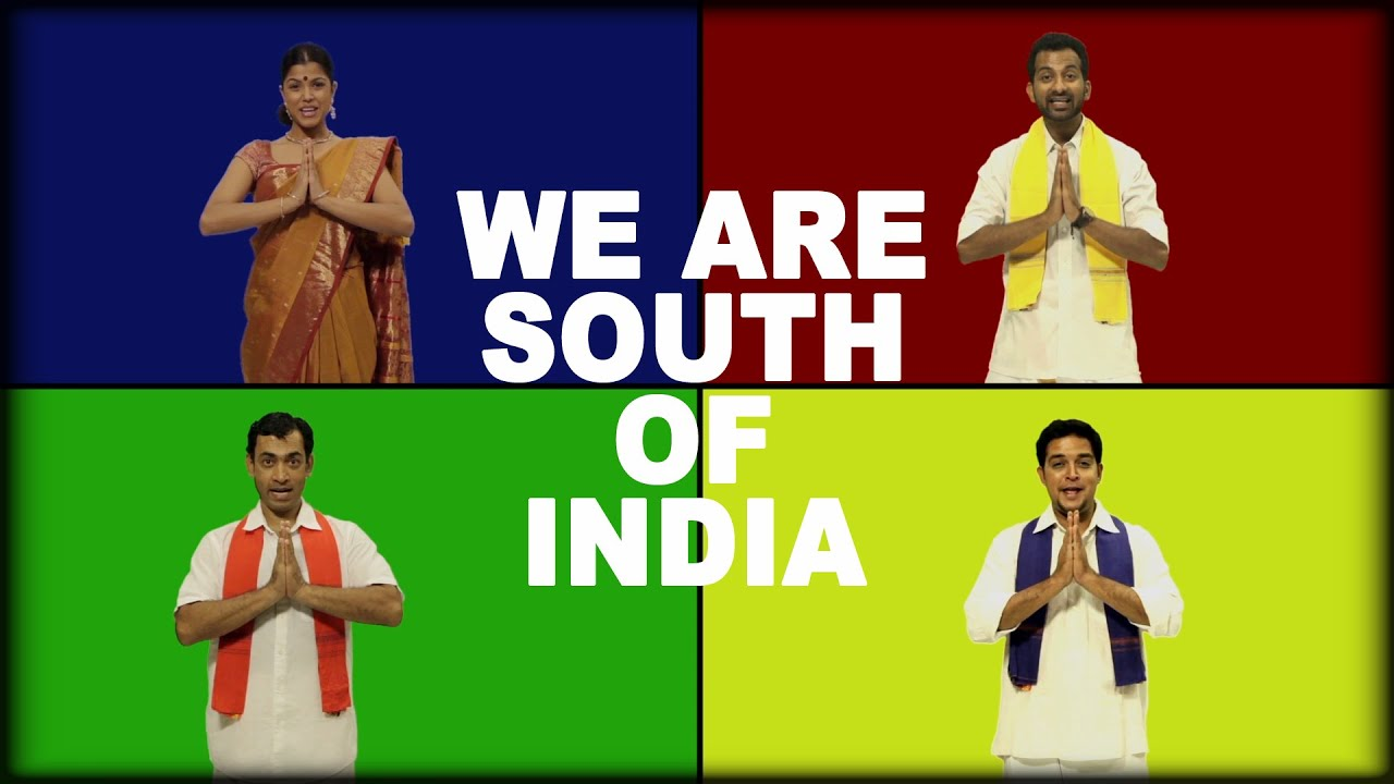 Not a Madr*si: The Identity of South Indians