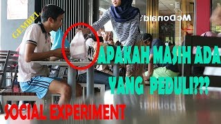 Video GEMBEL MINTA MAKANAN SISA!! SOCIAL EXPERIMENT INDONESIA MP3, 3GP, MP4, WEBM, AVI, FLV April 2019