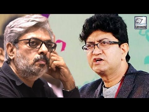 CBFC Chief Prasoon Joshi SLAMS Padmavati Makers Fo