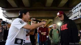 Diss: RBL是在台第一個Rap Battle聯盟,請幫我們按贊,評價和subscribe,謝謝!https://www.facebook.com/DissRapBattleLeague...