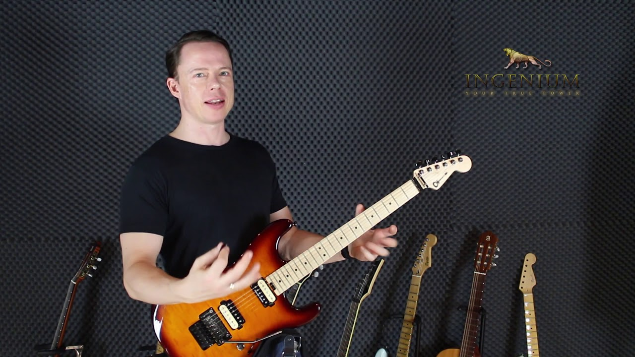 Am I showing off?? – Guitar mastery lesson