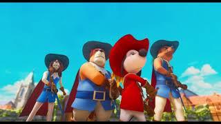 D'Artagnan et les trois mousquetaires - Bande annonce