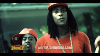 Waka Flocka - Luv Dem Gun Sounds (Young Jeezy/CTE Diss)(Official Music Video)
